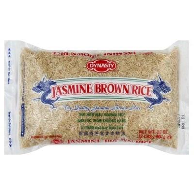 Dynasty Jasmine Brown Rice (12x2LB )