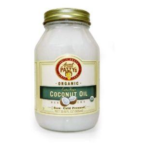 Aunt Patty's Xvr Coconut Oil (6x30.6OZ )