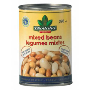 Bioitalia Mixed Beans (12x14OZ )