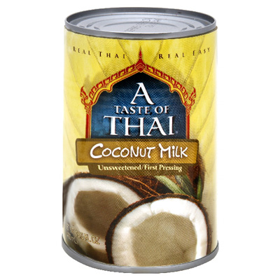 A Taste Of Thai Coconut Milk (12x13.5OZ )
