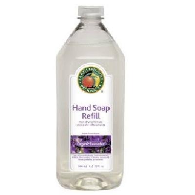 Earth Friendly Liquid Hand Soap Refill Lavendar (6x32OZ )