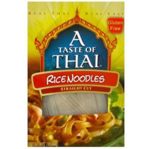A Taste Of Thai Rice Noodles (6x1LB )
