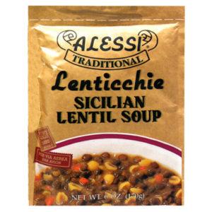 Alessi Lentil Soup (6x6OZ )