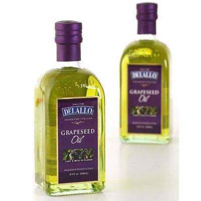 De Lallo Grapeseed Oil (6x16.9OZ )