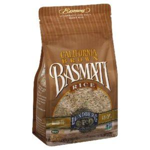 Lundberg Brown Basmati Rice (6x2LB )