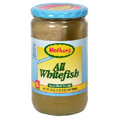 Mothers Whitfsh Jelld Ns (12x24OZ )