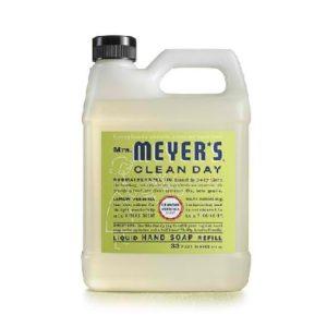Mrs Meyers Liquid Hand Sp Refil Lem (6x33OZ )
