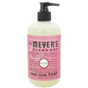 Mrs Meyers Liquid Hand Soap Rosemary (6x12.5OZ )