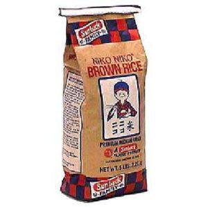 Sun Luck Sun Luck Nn Brown Rice (8x5LB )