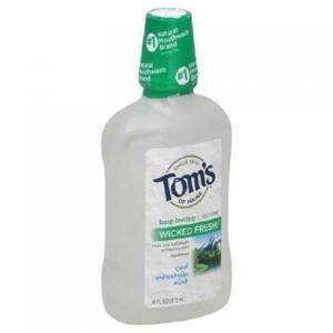 Tom's Of Maine Cool Mtn Mnt Mthwsh (1x16OZ )
