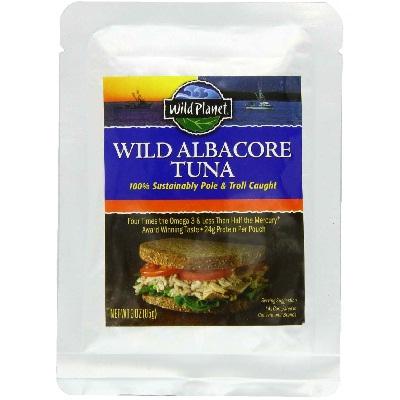Wild Planet Wild Albcr Tuna (12x3OZ )
