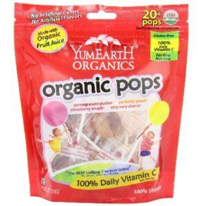 Yummy Earth Fruit Lollipop 20+ (12x4.2Pack )