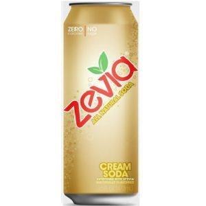 Zevia Natural Creme Soda (12x16OZ )