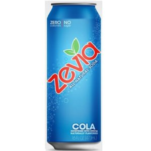 Zevia Natural Cola Soda (12x16OZ )