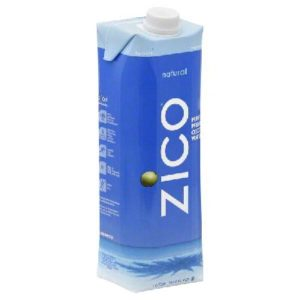 Zico Coconut Water Nat (12x33.8OZ )