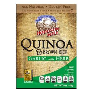Hodgson Mill Garlic & Herb Quinoa (6x5 OZ)