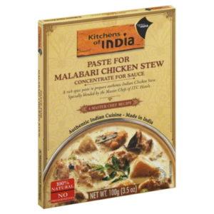 Kitchen Of India Malabari Chicken Stew (6x3.5 OZ)