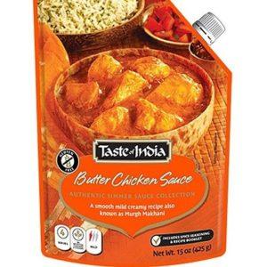 Taste Of India Butter Chicken Sauce (6x15.8 OZ)