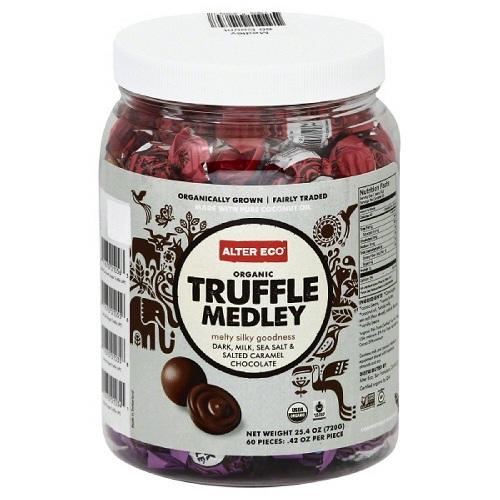 Alter Eco Organic Truffle Medley (60x0.42 OZ)