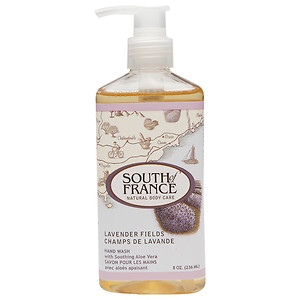 South of France Liquid Soap Lavender Fields (1x8 OZ)