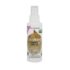 Cocokind Organic Baby Oil (1x120 ML)