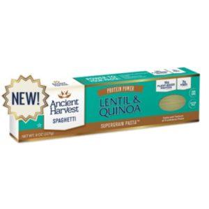 Ancient Harvest Lentil and Quinoa Spaghetti (6x8 OZ)