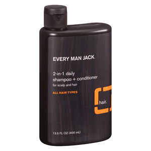 Every Man Jack 2-in-1 Daily Shampoo Citrus (1x13.5 OZ)