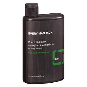 Every Man Jack 2-in-1 Thickening Shampoo Tea Tree  (1x13.5 OZ)