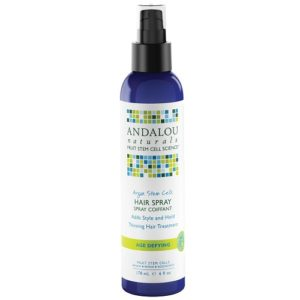 Andalou Naturals Argan Stem Cell Hair Spray (1x6 OZ)