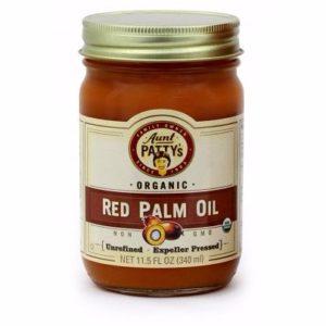 Aunt Patty's Organic Red Palm Oil (6x11.5 OZ)