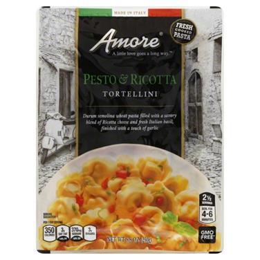 Amore Pesto Ricotta Tortellini (6x8.8 OZ)