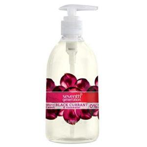Seventh Generation Hand Wash, Black Currant & Rosewater (8X12 OZ)
