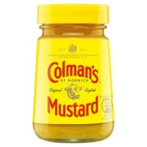 Colman's Original English Mustard (8x3.53 OZ)