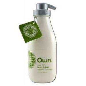Own Own Lotion Green Tea + Cucumber (1X12 OZ)