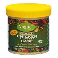 Vogue Cuisine Chicken Soup & Seasoning Base (12x4Oz)
