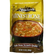Shore Lunch Minestrone Soup Mix (6x9.3Oz)