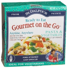 St. Dalfour Gourmet On The Go PaSt.a & Vegetables (6x6.2Oz)