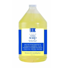 Eo Products Liquid Hand Soap Refill Lemon And Eucalyptus (1x128Oz)