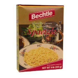 Bechtle Spaetzle Traditional German Egg Noodles (12x9Oz)