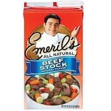 Emeril's Beef Stock (6x32Oz)