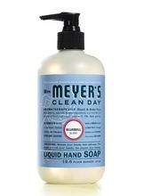 Mrs. Meyers Bluebell Liquid Hand Soap (6x12.5 Oz)