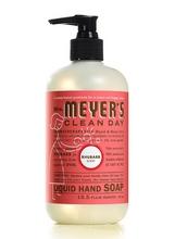 Mrs. Meyers Rhubarb Liquid Hand Soap (6x12.5 Oz)