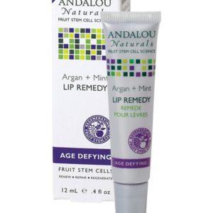 Andalou Naturals Argan + Mint Lip Remedy (1x.4 Oz)