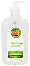 Earth Friendly Products Liquid Hand Soap, Lemongrass (6x17 Oz)