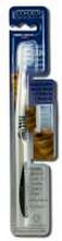 Eco-Dent Toothbrush and Refill Adult31 Medium (6 CT)