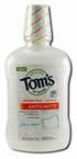 Tom's Of Maine Juicy Mint w/Flouride, Alcohol Free Mothwash (16 Oz)